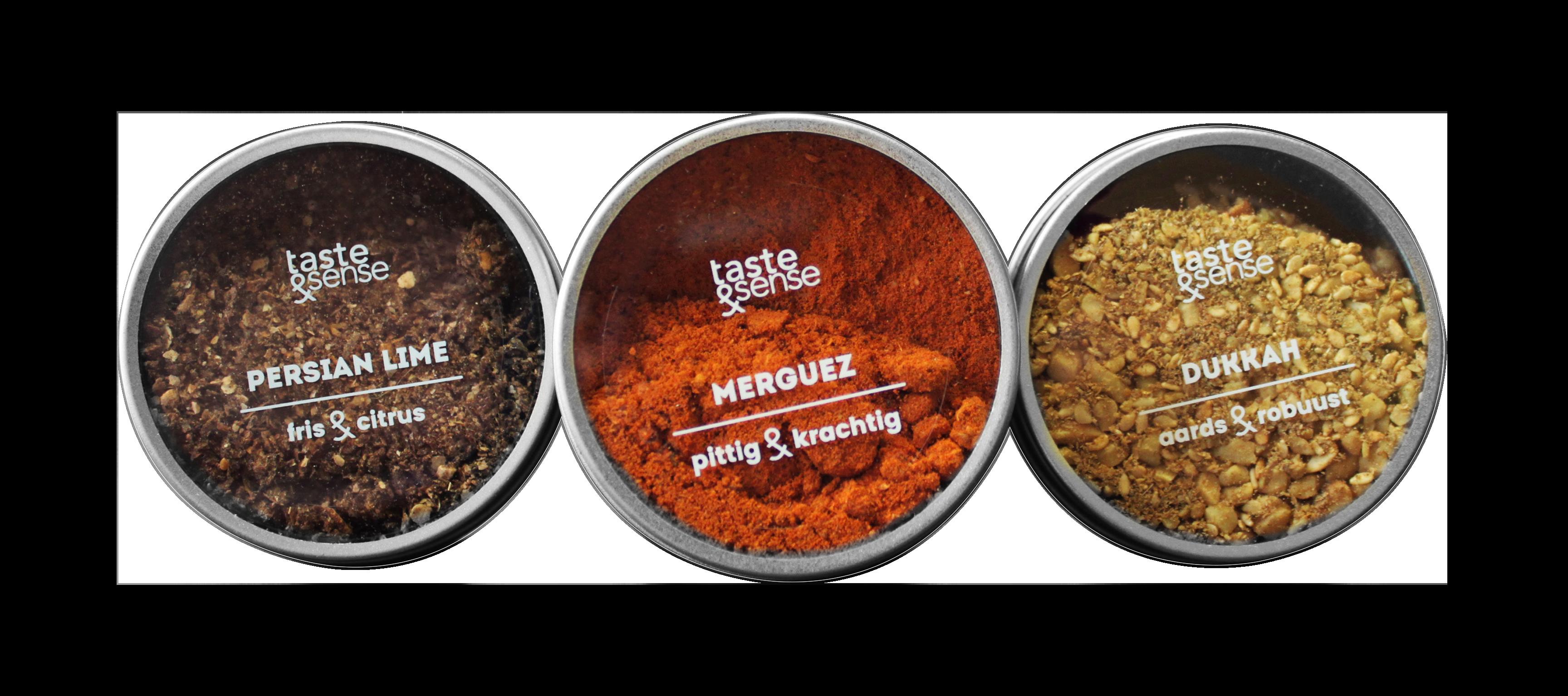 Persian Spices Lime Merguez Dukkah